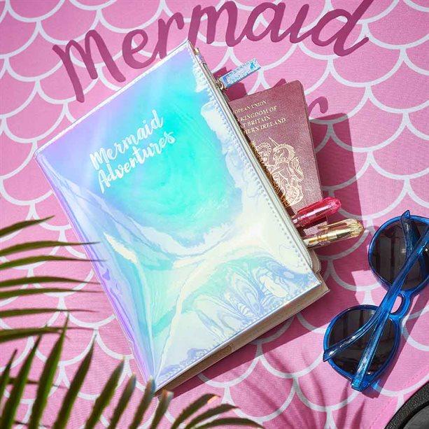 Avon Mermaid Adventures Travel Journal