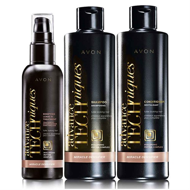 Avon Miracle Densifier Haircare Set