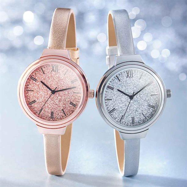 Avon Nikita Quartz Watch - 2 Year Warranty - Rose-tone