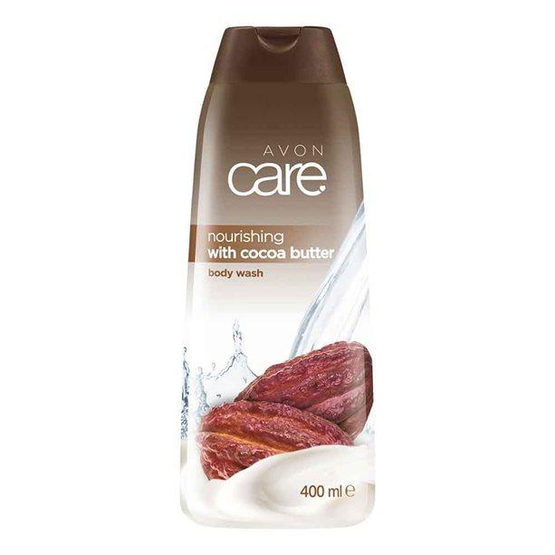 Avon Nourishing Cocoa Butter Hand & Body Wash - 400ml