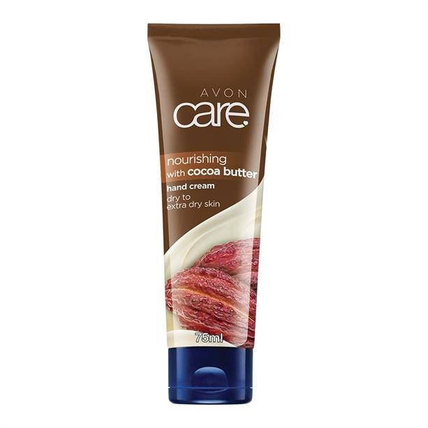 Avon Nourishing Cocoa Butter Hand Cream - 75ml