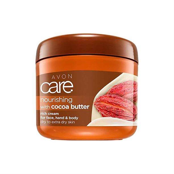 Avon Nourishing Cocoa Butter Multipurpose Cream - 400ml