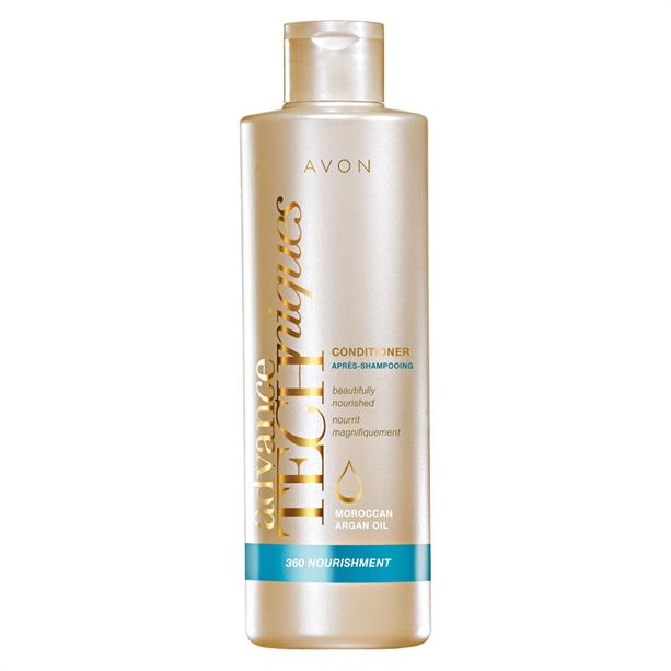 Avon Nourishment Moroccan Argan Oil Conditioner - 250ml