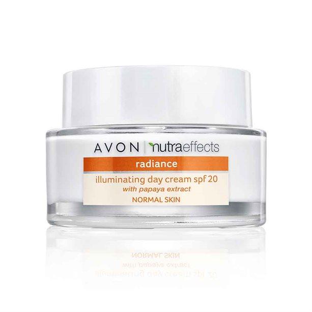 Avon Nutra Effects Radiance Day Cream - 50ml