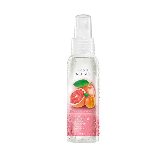 Avon Pink Grapefruit & Apricot Body Mist - 100ml