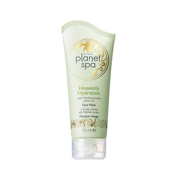 Avon Planet Spa Heavenly Hydration Face Mask - 75ml