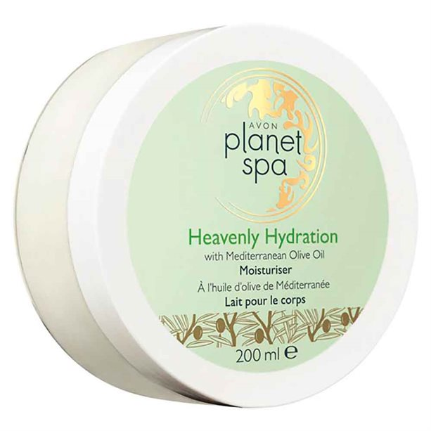 Avon Planet Spa Heavenly Hydration Moisturiser - 200ml