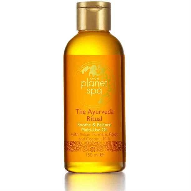 Avon Planet Spa The Ayurveda Ritual Soothe & Balance Multi-Use Oil - 150ml