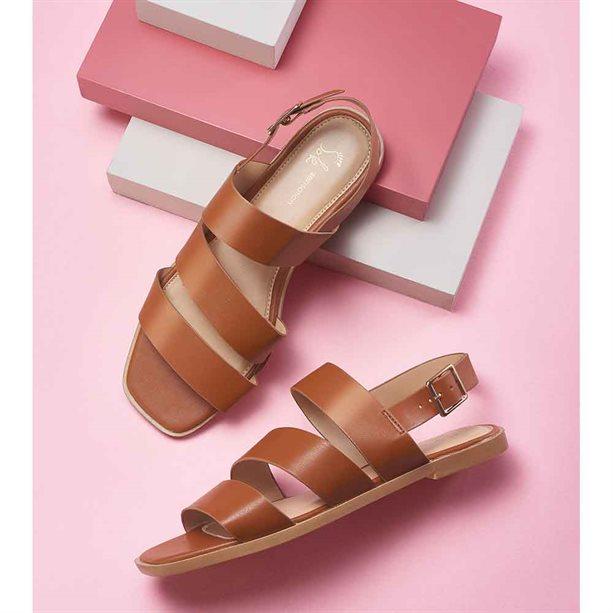 Avon Raelynn Strap Sandals - Size 6