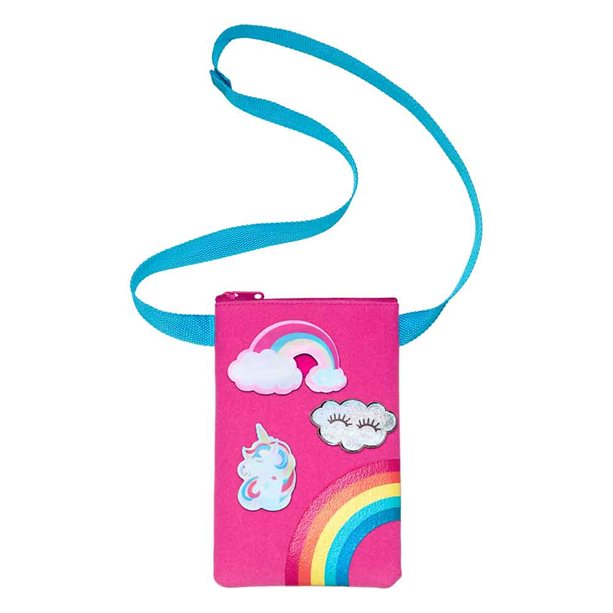 Avon Rainbow Badges Bag