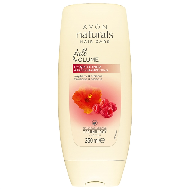 Avon Raspberry & Hibiscus Conditioner - 250ml
