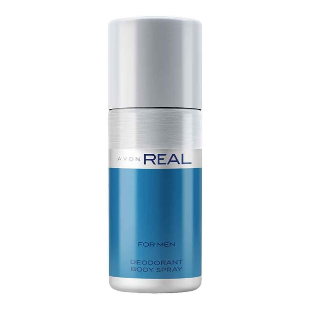 Avon Real Man Deodorant Body Spray - 150ml