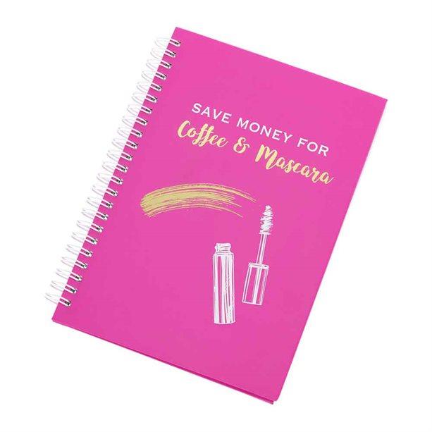 Avon Ring-bound Budget Planner Notebook
