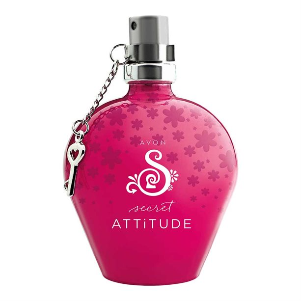 Avon Secret Attitude Fantasy Eau de Toilette - 50ml