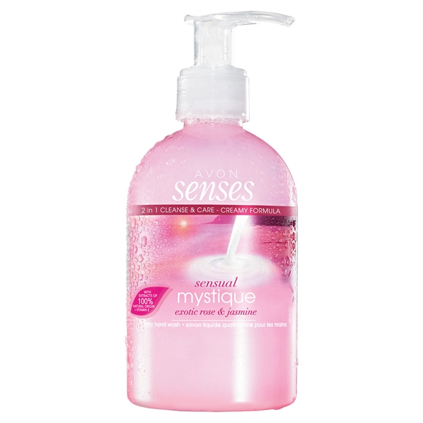 Avon Senses Mystique Daily Hand Wash