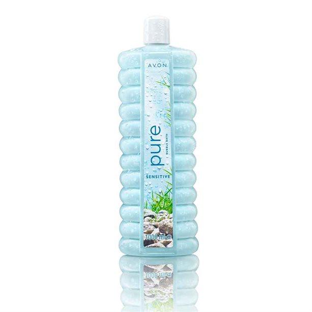 Avon Senses Pure Fresh Bubble Bath - 1 litre