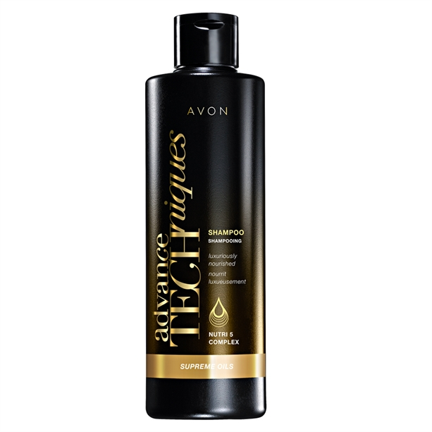 Avon Supreme Oils Shampoo - 400ml
