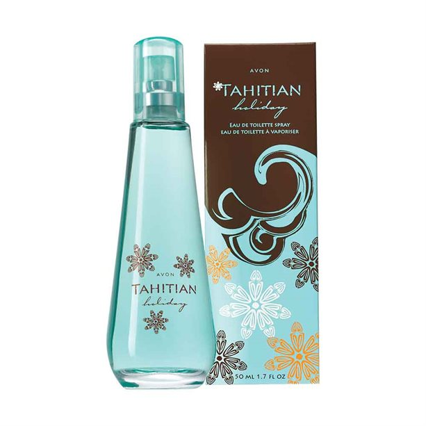 Avon Tahitian Holiday Eau de Toilette - 50ml