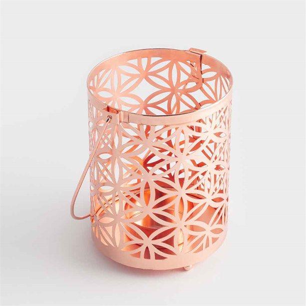Avon Tea Light Cut Out Lantern