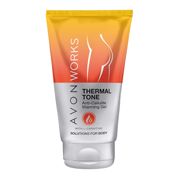 Avon Thermal Tone Anti-Cellulite Warming Gel - 150ml