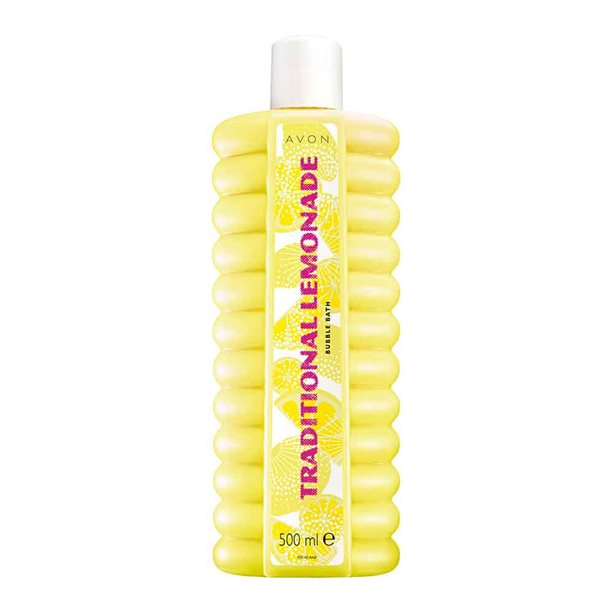 Avon Traditional Lemonade Bubble Bath - 500ml