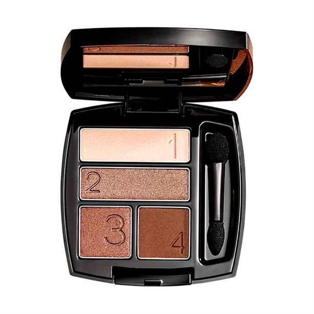 Avon True Colour Perfect Wear Eyeshadow Quad - Rose Glow