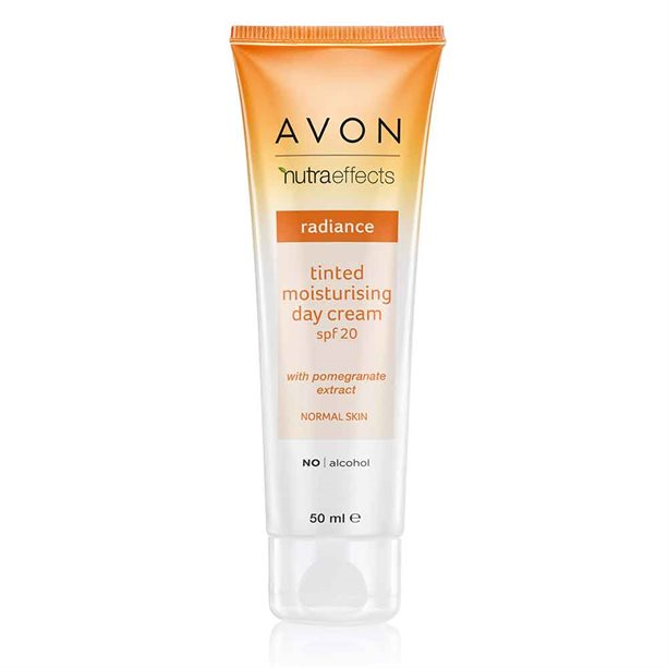 Avon True Nutra Effects Radiance Tinted Moisturiser - 50ml