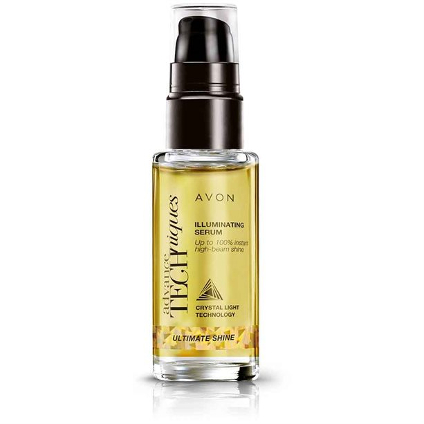 Avon Ultimate Shine Illuminating Serum - 30ml