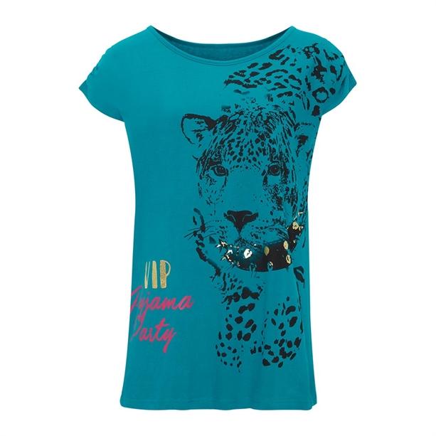 Avon VIP Pyjama Party Leopard PJs - Size 22/24
