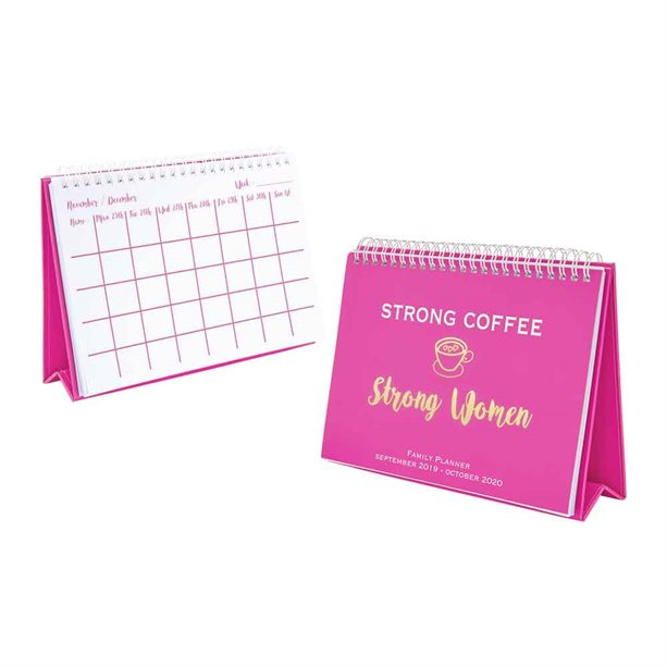 Avon Weekly Planner Notepad
