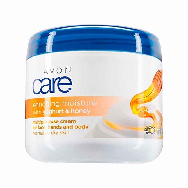 Avon Yoghurt & Honey Multipurpose Cream - 400ml