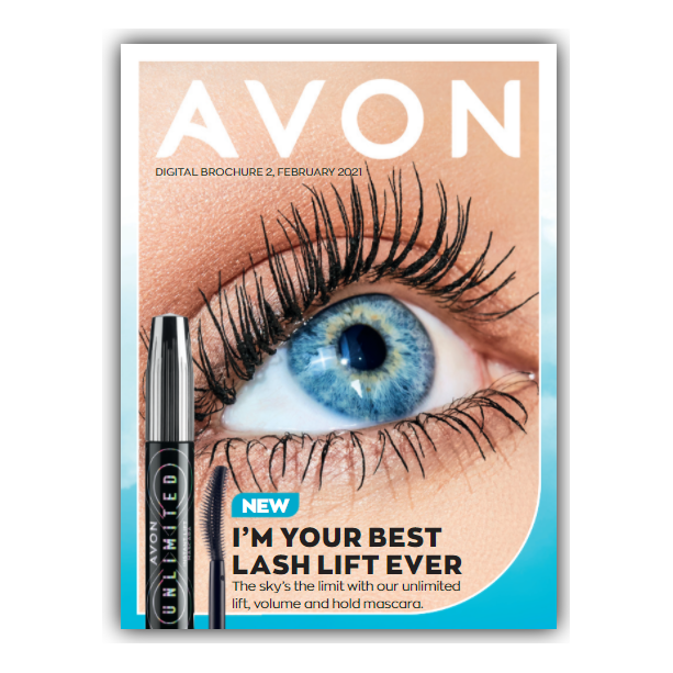 Avon Brochures UK